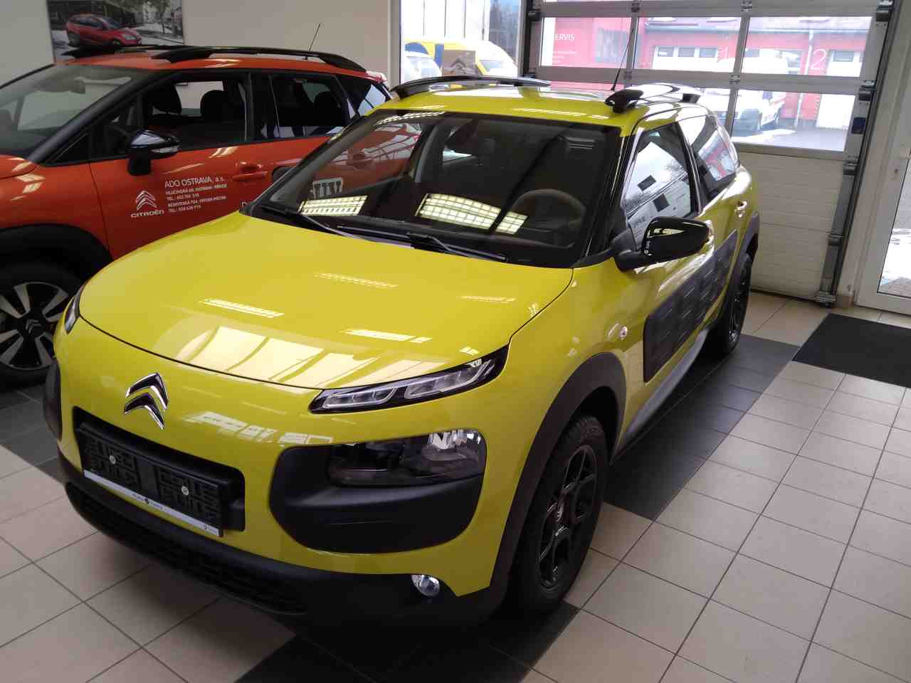 Citroën C4 Cactus (still no-name)
